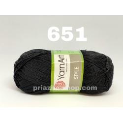 YarnArt Style 651