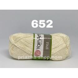 YarnArt Style 652