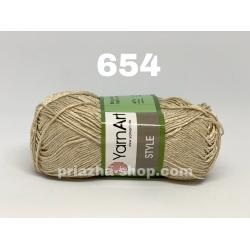 YarnArt Style 654