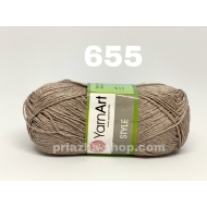 YarnArt Style 655