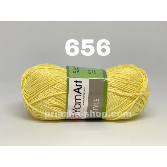 """пряжа yarnart style 656 ( ярнарт стайл ) для вязания лёгких кофточек, платьев, юбок, палантина или туники различных цветов - купить в украине в интернет-магазине """"пряжа-shop"""" 462 priazha-shop.com 2"""