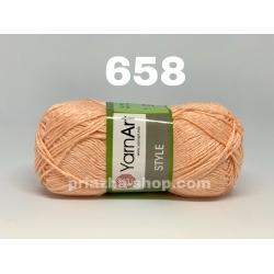 YarnArt Style 658