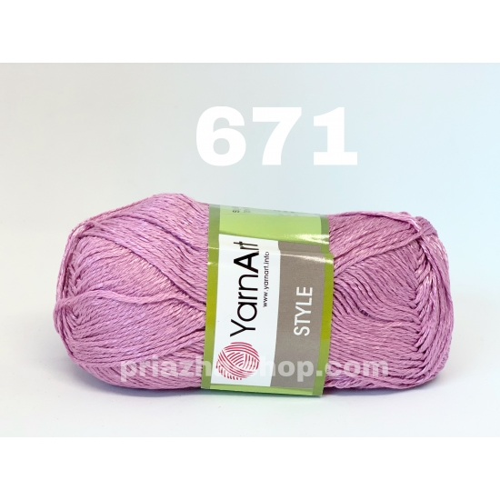 YarnArt Style 671