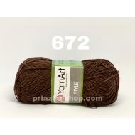 YarnArt Style 672