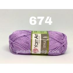 YarnArt Style 674