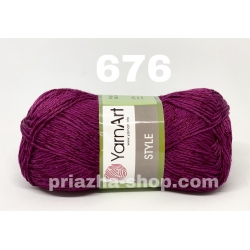 YarnArt Style 676