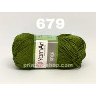 YarnArt Style 679