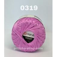 """пряжа yarnart violet 112 ( ярнарт виолет ) для вязания одежды взрослым и детям, ажурных изделий и аксессуаров всех цветов радуги - купить в украине в интернет-магазине """"пряжа-shop"""" 322 priazha-shop.com 11"""