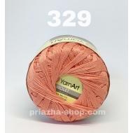 """пряжа yarnart violet 0075 ( ярнарт виолет ) для вязания одежды взрослым и детям, ажурных изделий и аксессуаров всех цветов радуги - купить в украине в интернет-магазине """"пряжа-shop"""" 327 priazha-shop.com 17"""