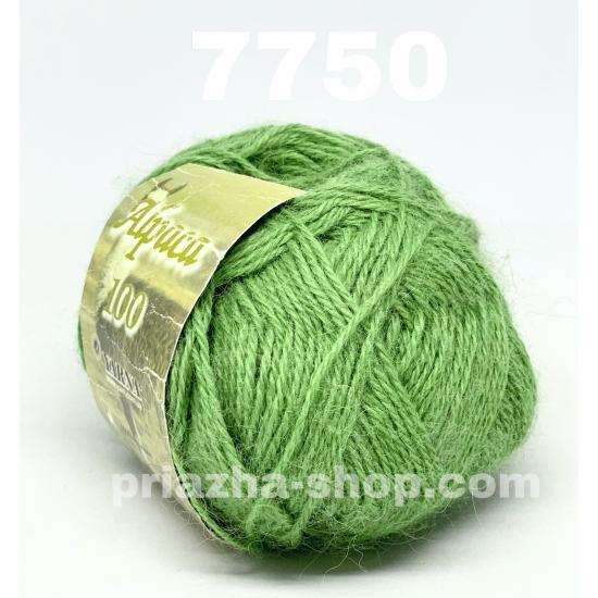 """пряжа yarna alpaca 7750 ( ярна альпака ) для вязания пальто, носков, свитеров, кардиганов любых оттенков - купить в украине в интернет-магазине """"пряжа-shop"""" 2347 priazha-shop.com 2"""