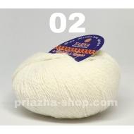 yarna puffo angora ( ярна пуффо ангора ) 836 2371 priazha-shop.com 22