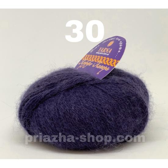 yarna puffo angora ( ярна пуффо ангора ) 30 2366 priazha-shop.com 2