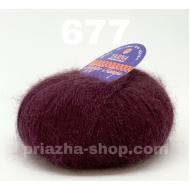 yarna puffo angora ( ярна пуффо ангора ) 836 2371 priazha-shop.com 7