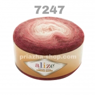 Alize Angora Gold Ombre Batik 7247