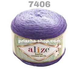 Alize Bella Ombre Batik 7406