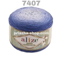 Alize Bella Ombre Batik 7407