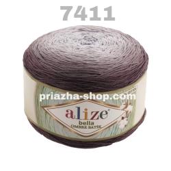 Alize Bella Ombre Batik 7411