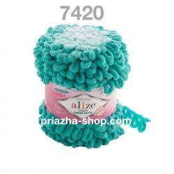 Alize Puffy Ombre Batik 7420