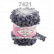 """пряжа alize puffy 360 ( ализе пуффи ) для вязания детских пледов, игрушек, декоративных подушек, шарфиков - купить в украине в интернет-магазине """"пряжа-shop"""" 3282 priazha-shop.com 25"""