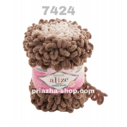 Alize Puffy Ombre Batik 7424