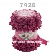 """пряжа alize puffy color 5938 ( ализе пуффи колор ) для вязания детских пледов, игрушек, декоративных подушек, шарфиков и различных аксессуаров красочных расцветок - купить в украине в интернет-магазине """"пряжа-shop"""" 2810 priazha-shop.com 23"""