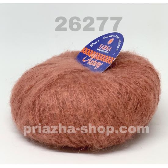 """пряжа yarna antares 26277 ( ярна антарес ) для вязания шалей, палантинов, платков, накидок, тонких ажурных пуловеров - купить в украине в интернет-магазине """"пряжа-shop"""" 3572 priazha-shop.com 2"""