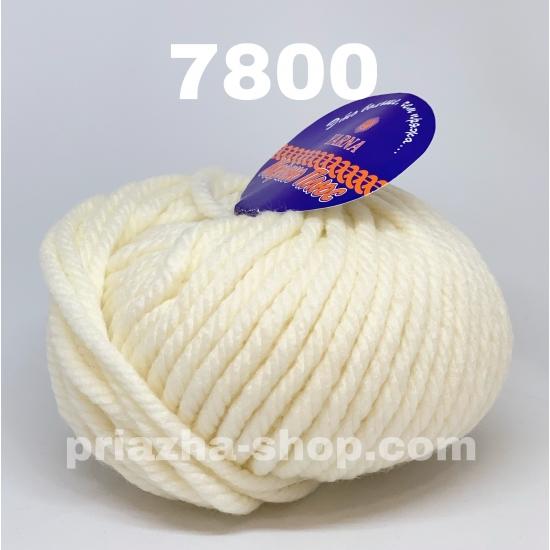 """пряжа yarna мерино плюс 7800 ( yarna merino plus ) для вязания кардиганов и свитеров, шапок с шарфами в различных сочетаниях цветов - купить в украине в интернет-магазине """"пряжа-shop"""" 3115 priazha-shop.com 2"""