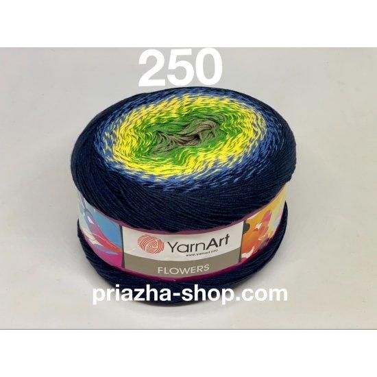 YarnArt Flowers 250