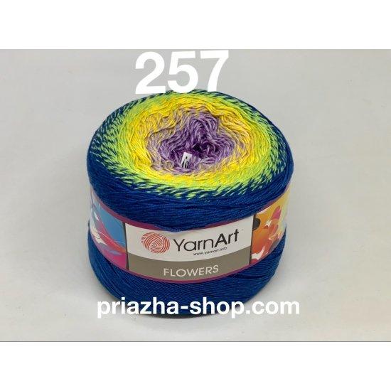 YarnArt Flowers 257