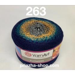 YarnArt Flowers 263