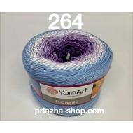 YarnArt Flowers 264