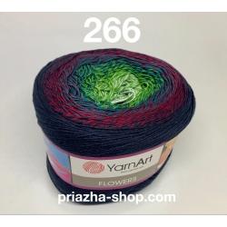 YarnArt Flowers 266