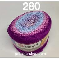 YarnArt Flowers 280