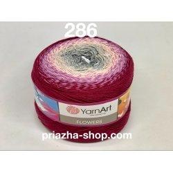 YarnArt Flowers 286