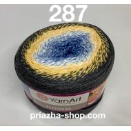 YarnArt Flowers 287
